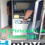 Pindahan Mesin ATM